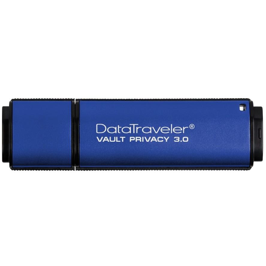 Memorie Usb Datatraveler Vault Privacy 8gb Usb 3.0
