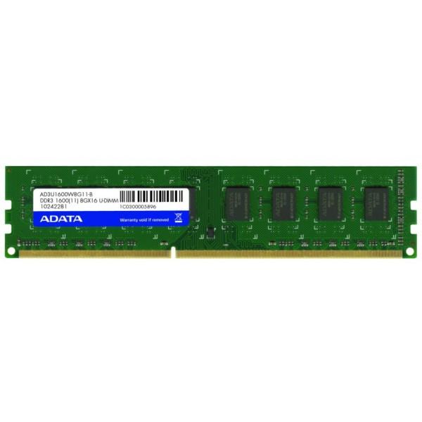 Memorie Premier 8gb Ddr3 1600 Mhz Cl11 Retail