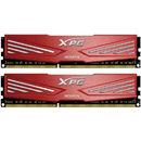 XPG V1.0 OC 16GB DDR3 1866 MHz Dual Channel CL10