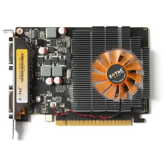 Placa Video Nvidia Geforce Gt 730 2gb Ddr3 128bit