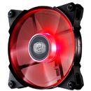 JetFlo LED Red 120 mm