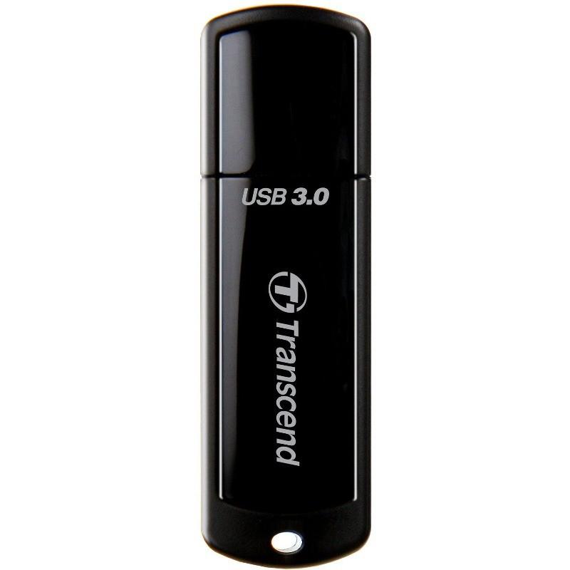 Memorie USB JF700 32GB USB 3.0 neagra thumbnail