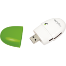 Smile Multi Card USB 2.0 verde