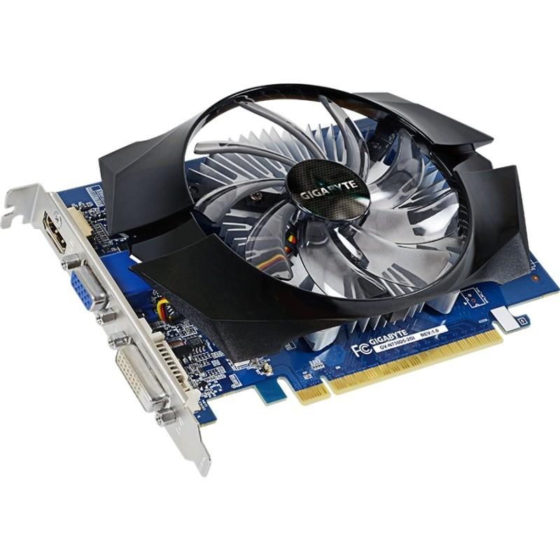 Placa Video Nvidia Geforce Gt 730 2gb Ddr5 64bit