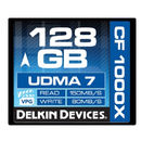 Compact Flash 128GB 1000x UDMA 7
