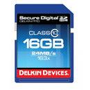 SDHC 16GB 163x Class 10