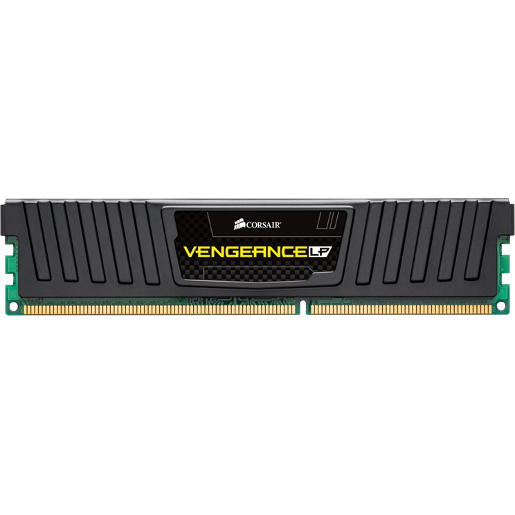 Memorie DDR3 Vengeance Low Profile 2x4GB 1600MHz CL9 thumbnail