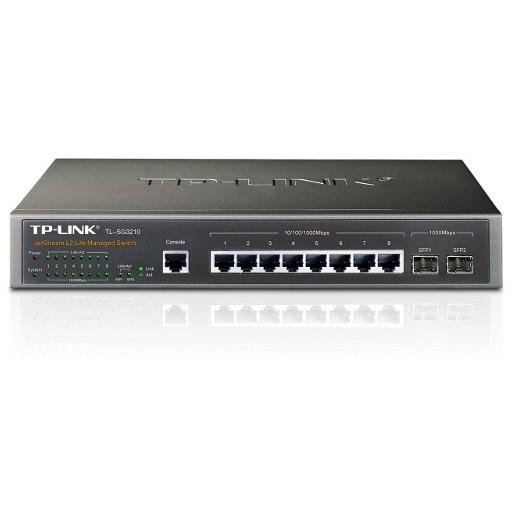 Switch Tl-sg3210 8 Porturi