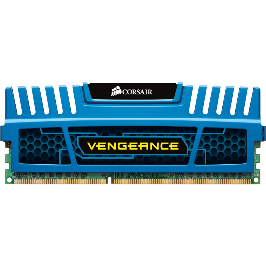 Memorie DDR3 Vengeance 4GB 1600MHz CL9 Blue thumbnail