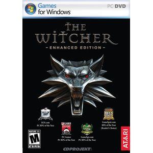 Joc PC Atari The Witcher Enhanced Edition