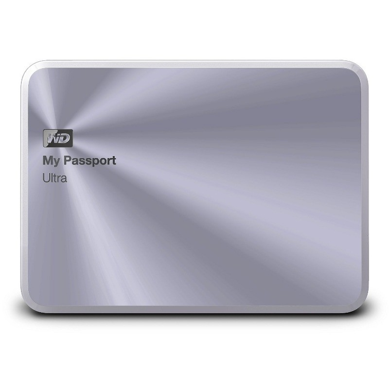 Hard Disk Extern My Passport Ultra Metal Edition 1
