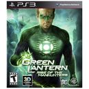 Green Lantern Rise of the Manhunters PS3