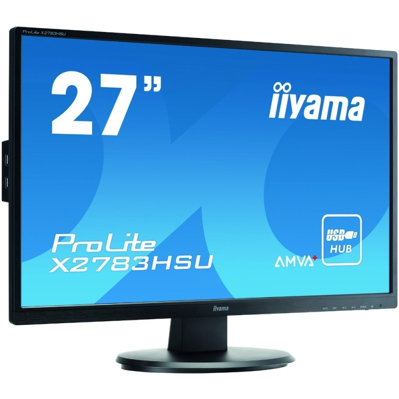 Monitor Led Prolite X2783hsu-b1 27 Inch 4 Ms Black
