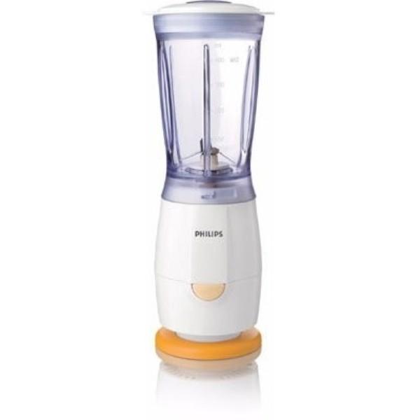 Mini Blender HR2860/55 220 W cu vas de 400 ml Filtru Rasnita Tocator Alb thumbnail
