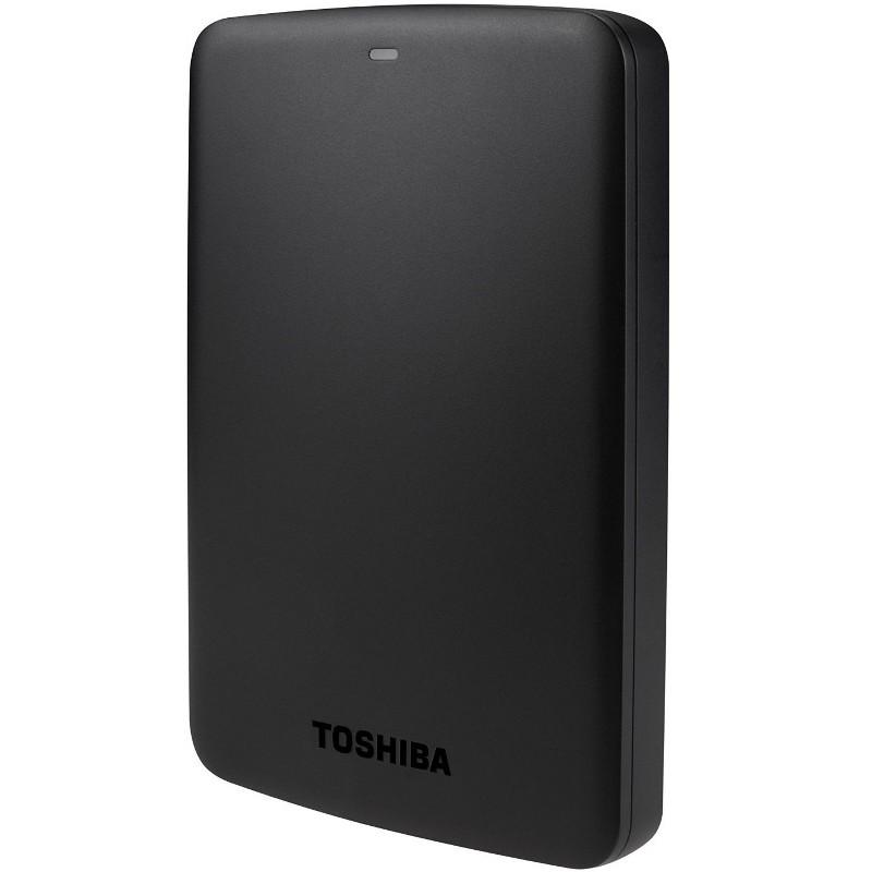 Hard Disk Extern Canvio Basics 500gb 2.5 Inch Black