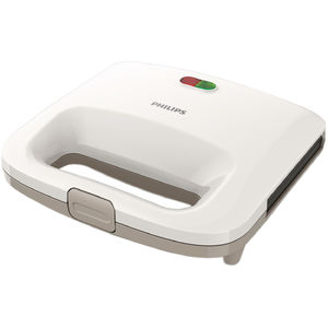 Sandwich-maker Philips HD2392/00 Daily Collection 820W alb / bej