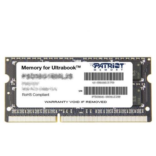 Memorie laptop 8GB DDR3 1600MHz CL11 pentru ultrabook thumbnail