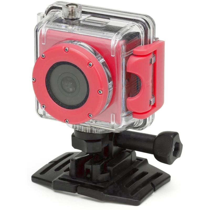 Camera Video De Actiune Splash Pink