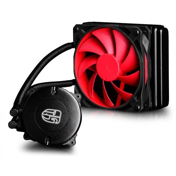 Cooler CPU Maelstrom 120 negru / rosu thumbnail
