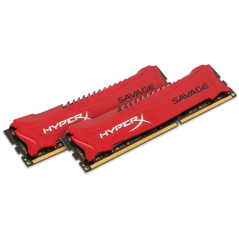 Memorie Hyperx Savage Red 16gb Ddr3 1866 Mhz Cl9 D