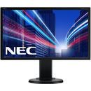 MultiSync E231W 23 inch 5 ms Black