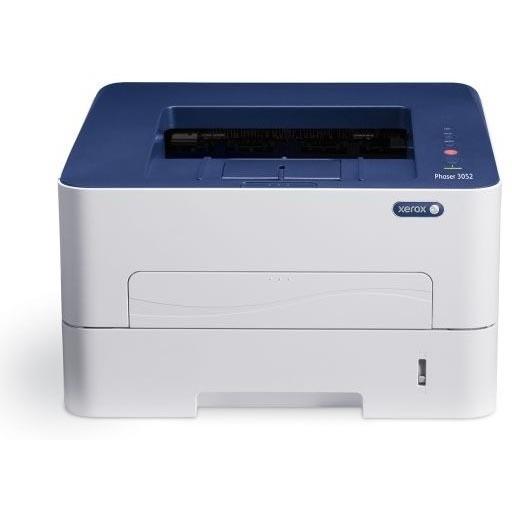 Imprimanta Laser Alb-negru Phaser 3052ni Laser Monocrom A4 Retea Wifi