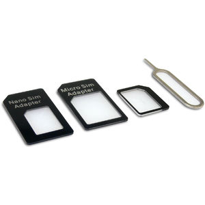 Adaptor SIM Sandberg Kit 4 in1 black