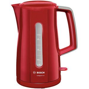 Fierbator Bosch TWK3A014 CompactClass 2400W 1.7 l rosu