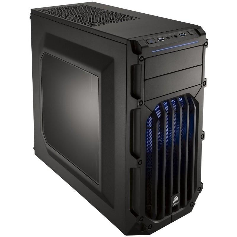 Carcasa Carbide Spec-03 Blue Led Black