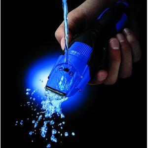 Aparat de tuns mustata si barba Panasonic ER-GB40 albastru