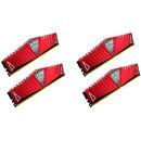 XPG Z1 Red 16GB DDR4 2800 MHz CL17 Quad Channel Kit