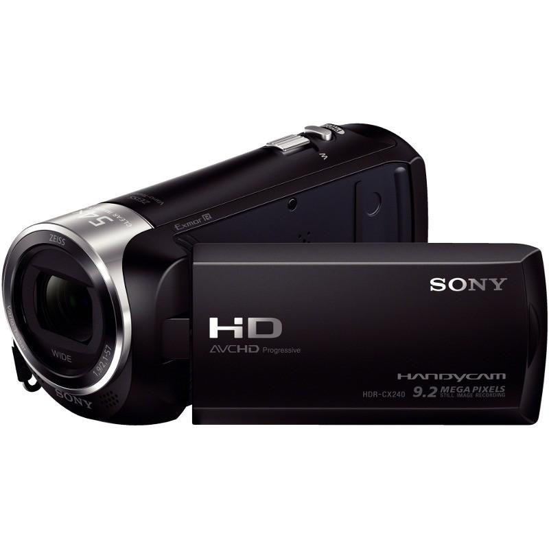 Camera video HDR-CX240E HD Black