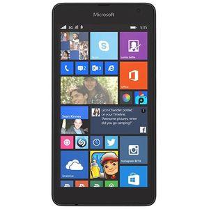 Smartphone Microsoft Lumia 535 Dual Sim Black