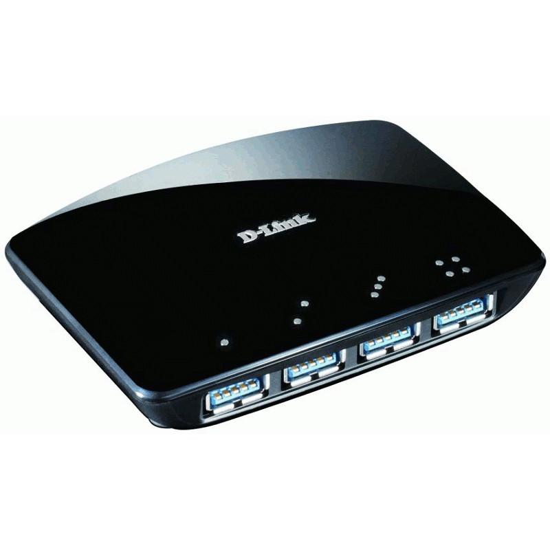 Hub USB USB 3.0 4 porturi