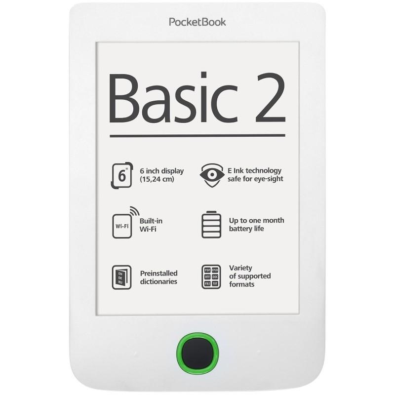 Ebook Reader Basic 2 614 4gb White