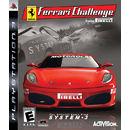 Ferrari Challenge pentru PS3 + volan cadou