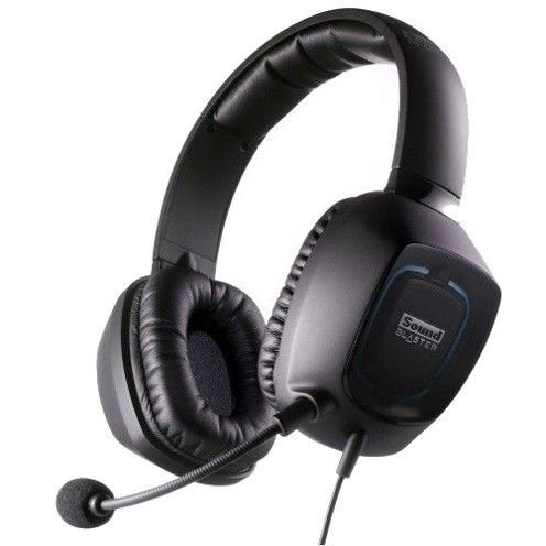 Casti Labs Headset Sb Tactic 3d Alpha Black