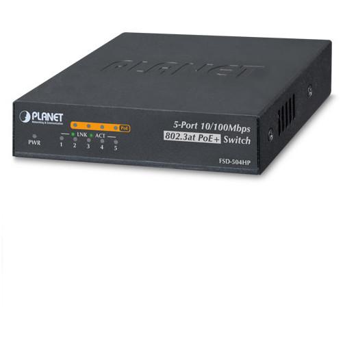 Switch Fsd-504hp 5 Porturi