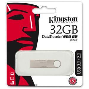 Memorie USB Kingston DataTraveler SE9 G2 32GB USB 3.0