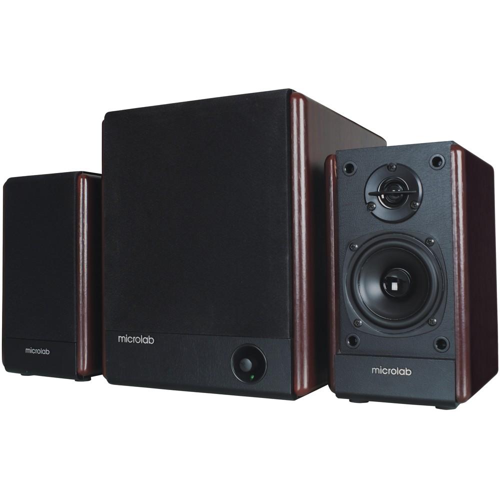 Sistem Audio 2.1 Fc330 Wood