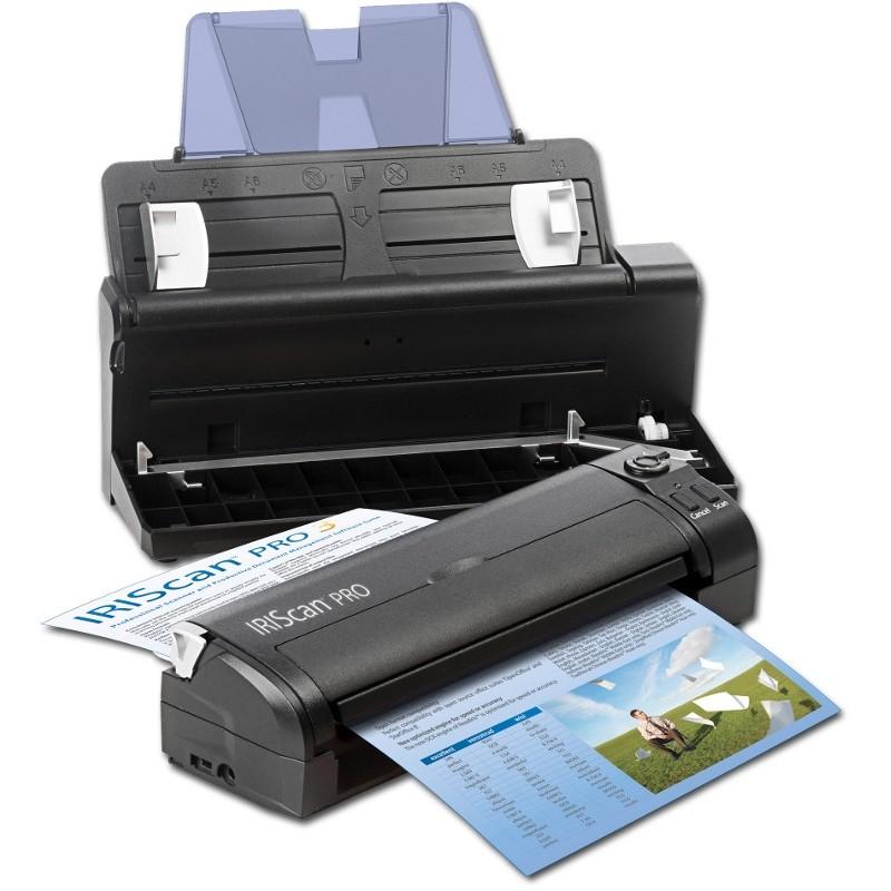 Scanner Pro 3 Cloud A4 Adf Duplex