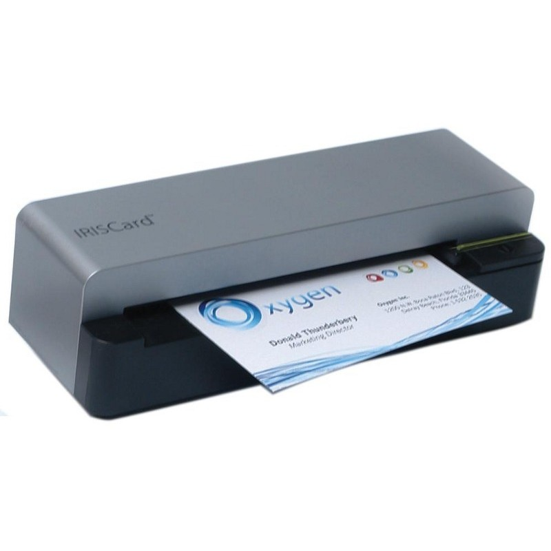 Scanner Portabil Iriscard Anywhere 5