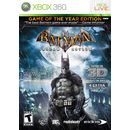 Batman Arkham Asylum  Game of the year XB360