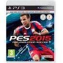 Pro Evolution Soccer 2015 D1 Edition PS3
