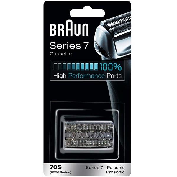 Rezerva pentru aparat de ras 70S Seria 7 si Braun Pulsonic Argintiu thumbnail
