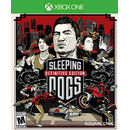Sleeping Dogs Definitive Limited Edition - XBOX ONE