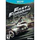 Fast and Furious Showdown - WII U