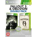 Fallout 3 and The Elder Scrolls IV Oblivion Double Pack - XBOX 360