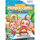 Super Monkey Ball Step and Roll - WII