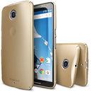 Slim Royal Gold plus folie protectie pentru Google Nexus 6
